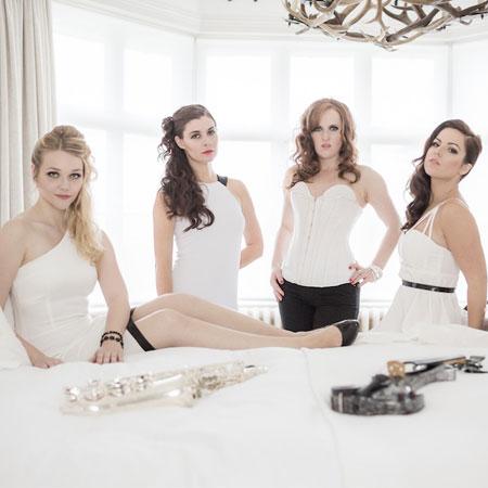 Sahara - Electric String Quartet