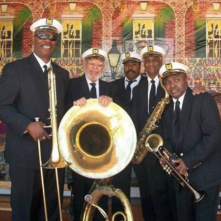 """The New Orleans """"Traditional"""" Jazz Band"""