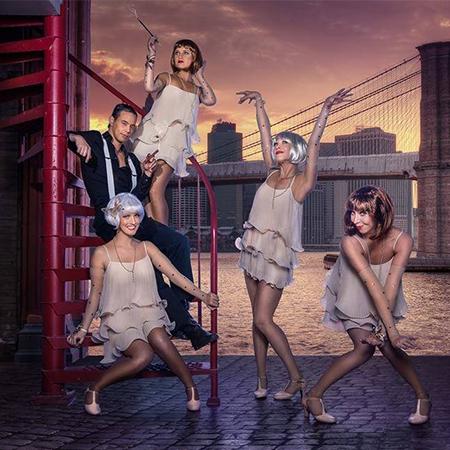 La Vinia Dans - Gatsby Roaring 20s theme