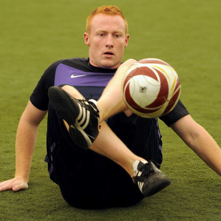 Dan Magness - UK Football freestylers
