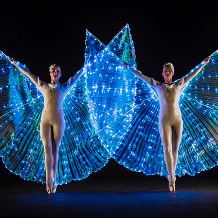 Tumbellina: Lite Ballerinas