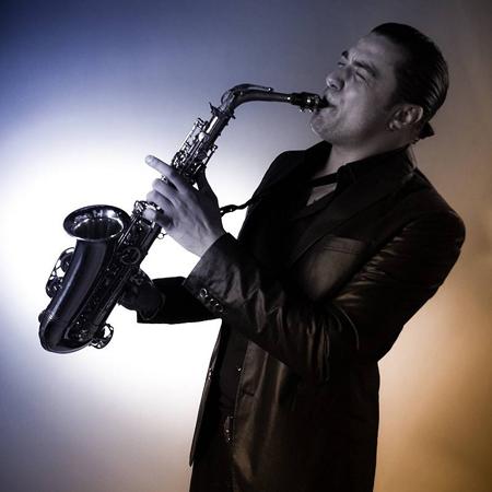 Alex Di Rocco - Saxophonist