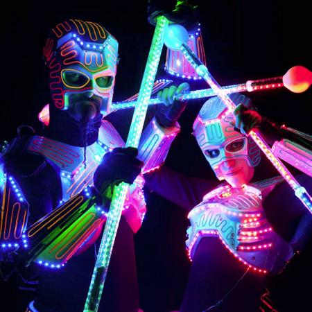 Duo Aratron Aspis - Electric Show