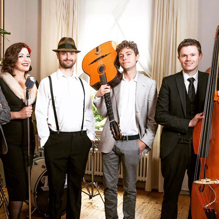 The Red Hot Rags - Jazz and Swing Band