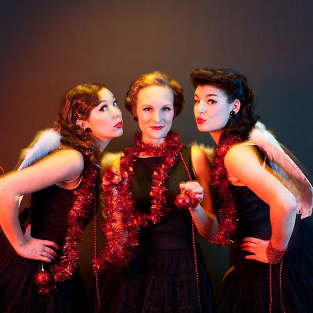 The Petticoats - Christmas Show