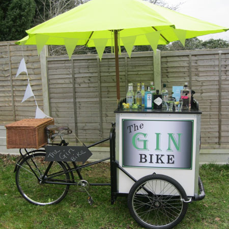 The Prop Boutique - Gin Bike
