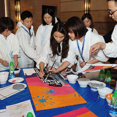 Team Building Asia - The Big Picture