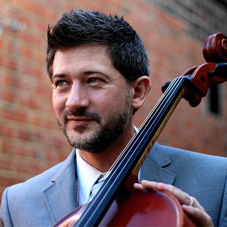 Matt Constantine - Cellist & Composer