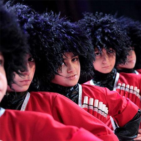 The Georgian National Ballet Concert Company - Little Stars
