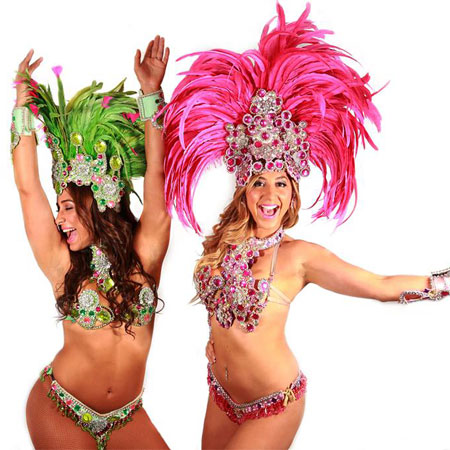 Miss Doll Face - Samba Brazil Group