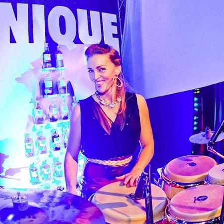 Jaz Hudson - Female Percussionist
