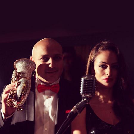 Sandra Stefanova - Pop / Jazz duo or trio