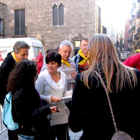Corporactivity - Tactical Games in Barcelona