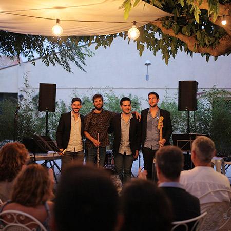 Quartet Minvant -  Jazz & classic band