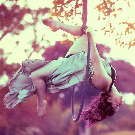 Kathleen Doherty - Aerial Artist