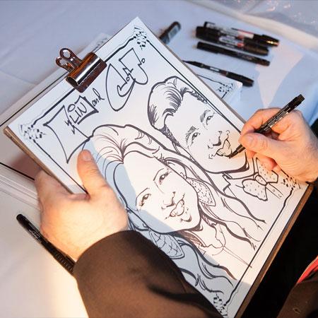 Rick Welch - Caricaturist