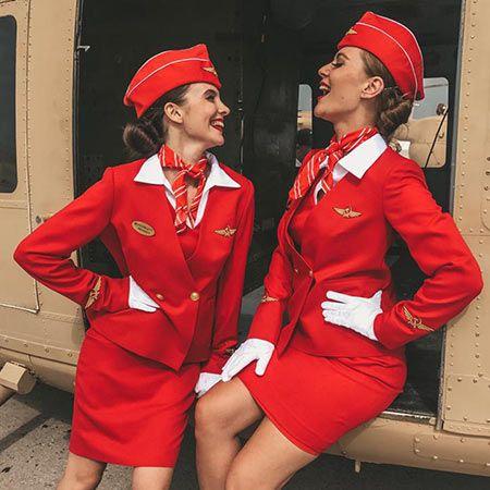 Custom Creations - Air Stewardess