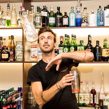 Flair Italian Bartenders