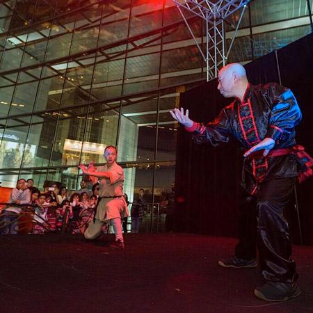 Sorcha Ra - Martial Artists