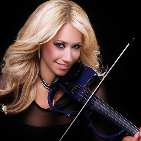 Lydia Ansel - DJ & Violinist