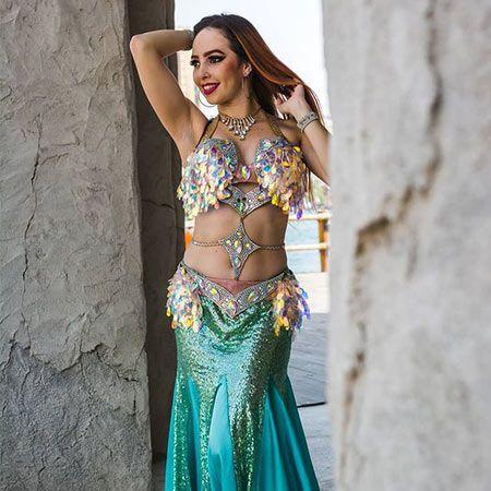 Tatiana Gonzales - Belly Dancer