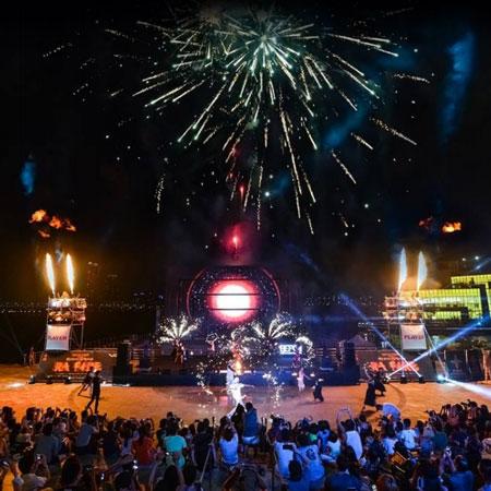 Legato Performing Arts - Fire Performances