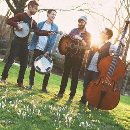 Festival Nights Band - Indie Folk