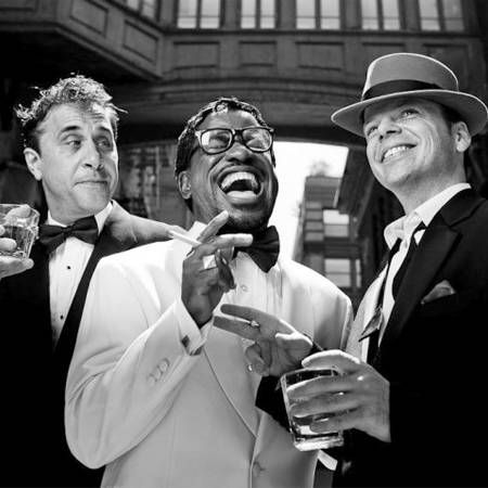 Swinging with the Rat Pack