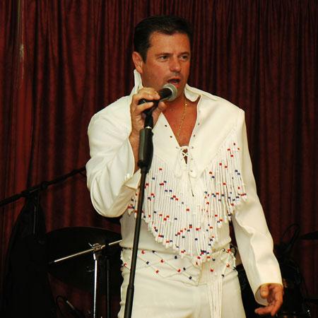 Mark Keeley's Elvis Show