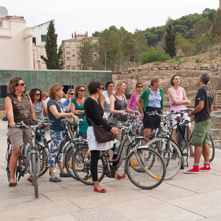 Bike Tours Malaga - City Bike Tour Malaga - City & Culture