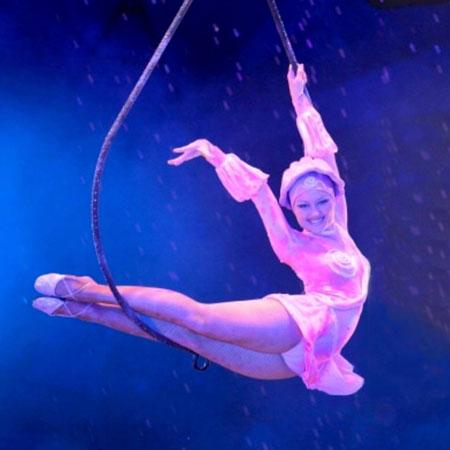 Tanya Bogino - Aerial Drop