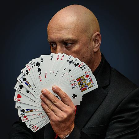 Close up magician Slovakia