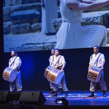 Arteventure - Greek drummers