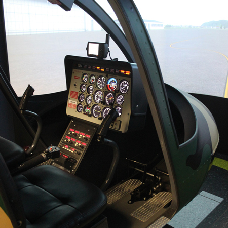 Vienna Flight- Simulator