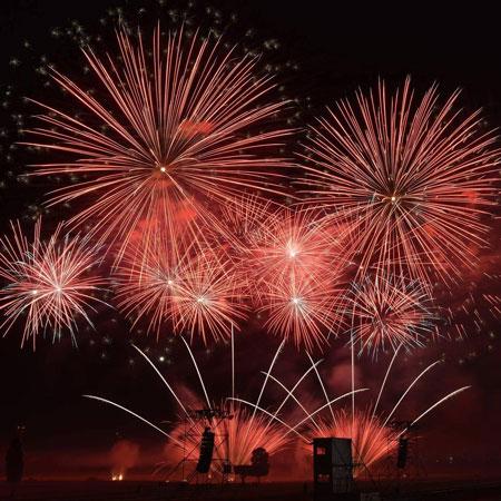 Angelo Mega Fireworks