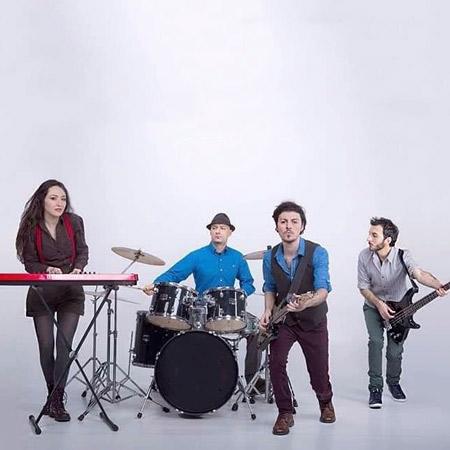 Nemra - Indie Rock Band