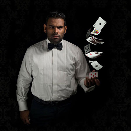 Hannibal The Magic Warrior - Magician