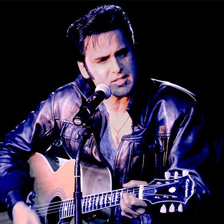 Elvis Artist Steve Connolly - Elvis Impersonator