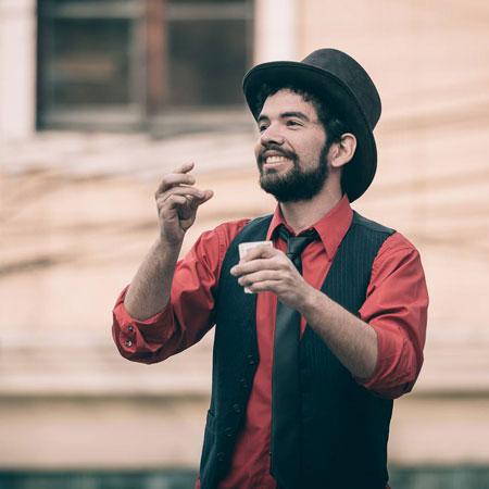 Thomas Dixon - Magician