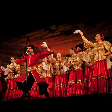 Bagatitsa - Cossack Show