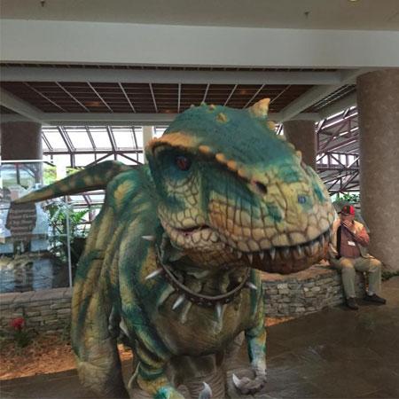 Robonosis - Dinosaur Act