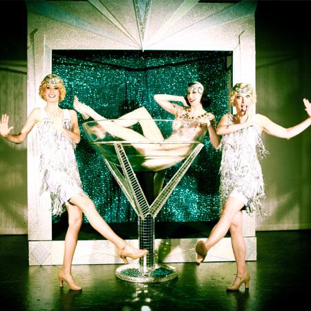 Carrie Ann O'Dell - Gatsby Burlesque