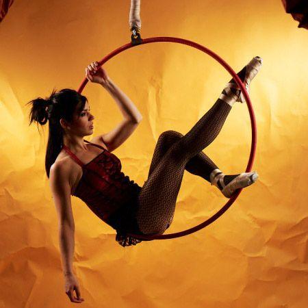 Jade-Emmanuelle Amyot - Aerial Solo