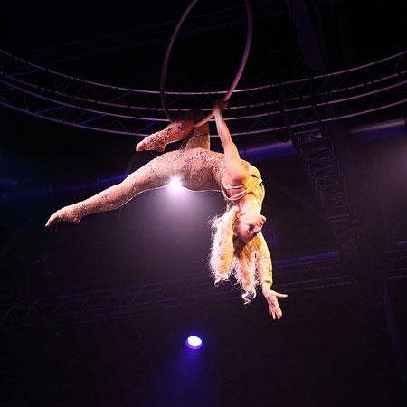 The Dream Performance - Hoop