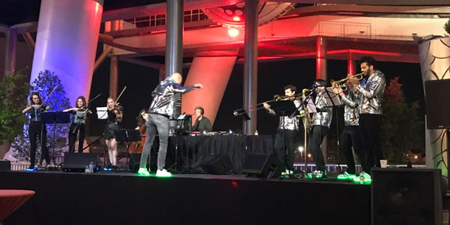 Vegas Experiences Our LED Light Orchestra