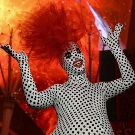 Hayden Productions - Cirque-Style Clown