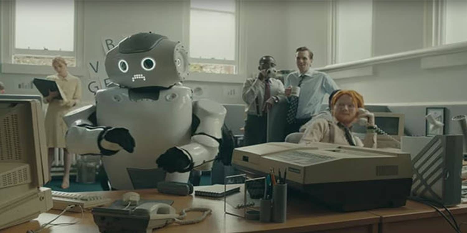 Segway Robot Features In Ed Sheeran's New Music Video