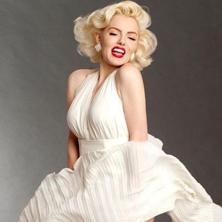 Suzie Kennedy as Marilyn Monroe
