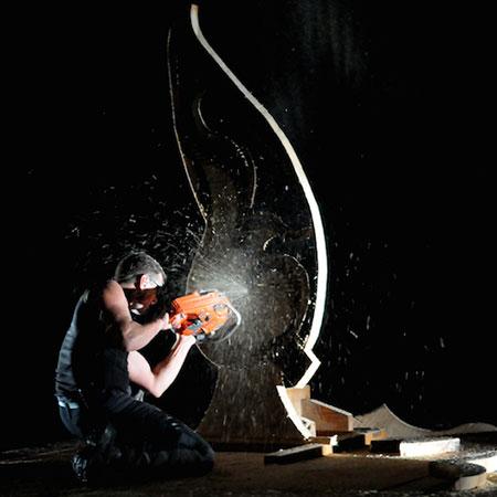 Jacques Pissenem - Wood Carver