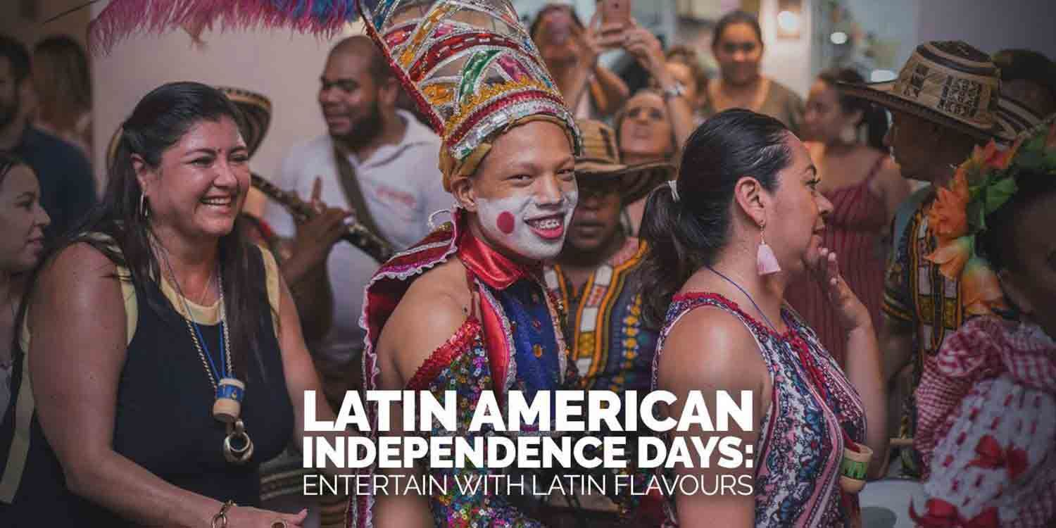 Latin American Independence Day Celebrations